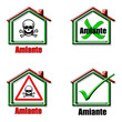 logo maison diagnostic amiante