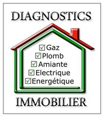 logo diagnostic immobilier