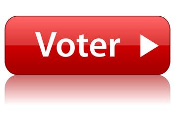 "Bouton ""VOTER"" (partager commenter avis client satisfaction yes)"