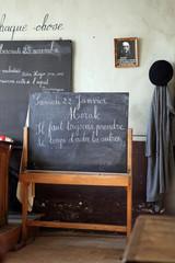 Ecole d'autrefois #1