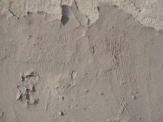 old surface of wall