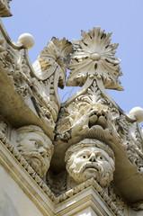 Siracusa, Sicily, Italy, shelf building Impellizzeri