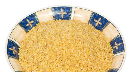 Close-up of couscous