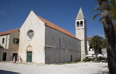 Trogir - old church