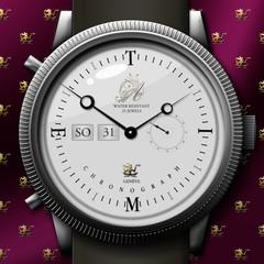 TIME Uhr