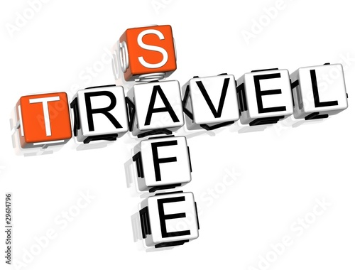 Travel Safe Crossword