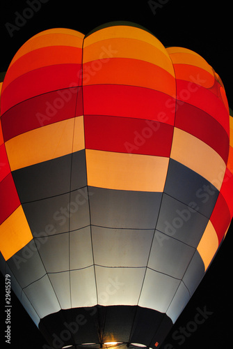 night shot for hot air balloon 2.