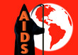 AIDS global. Conceptual.