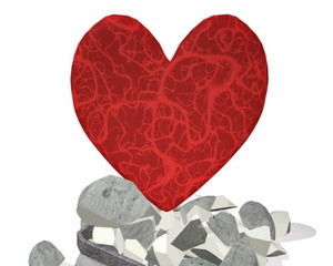 Concreat Heart
