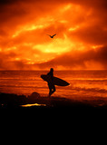 Surfer - Fine Art prints