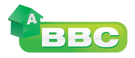 picto batiment basse consommation - BBC