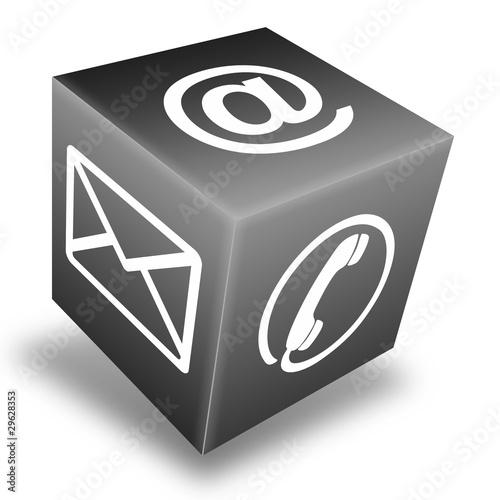 3d cube web