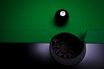 Billiard balls - pool