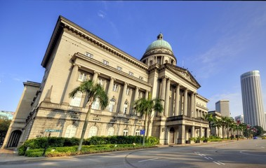 Old Supreme Court in Singapore