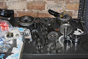 Ricambi motore