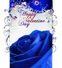 blue san valentino
