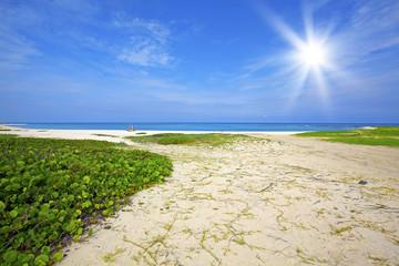 Boca Grandi beach