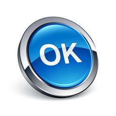 icône bouton internet ok