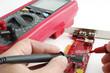 Multimeter and circuit board
