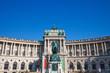 Heldenplatz in the Hofburg complex, Vienna