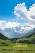 Romantische Naturlandschaft in Österreich