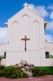 Church in St. Maarten, Netherlands Antilles