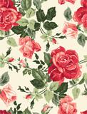 Fancy rose wallpaper