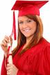Graduation Portrait Woman