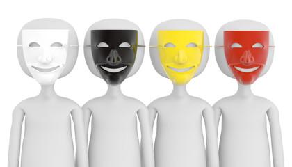 color masks