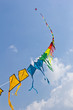 colorful of kite