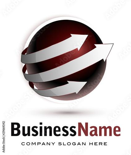 z 3d logo design  Vecteur : Business logo