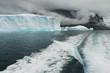 Eiswürfel vor Grönland