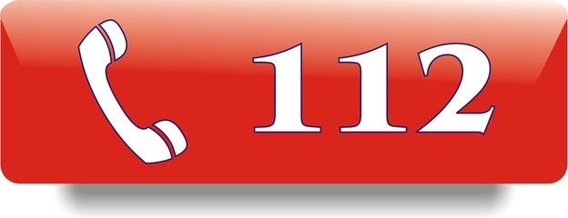 bouton 112
