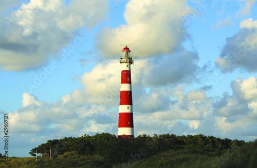 Fototapeten,leuchtturm,holland,wolken,himmel