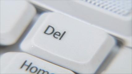 нажатие на клавишу на клавиатуре
