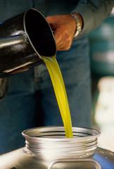 olio, contenitori, sicilia, italia