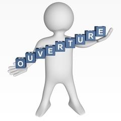 Cubes - 348 - OUVERTURE