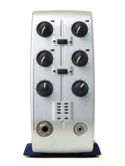 External sound card