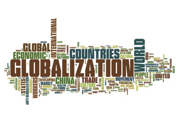 "Word Cloud ""Globalization"""