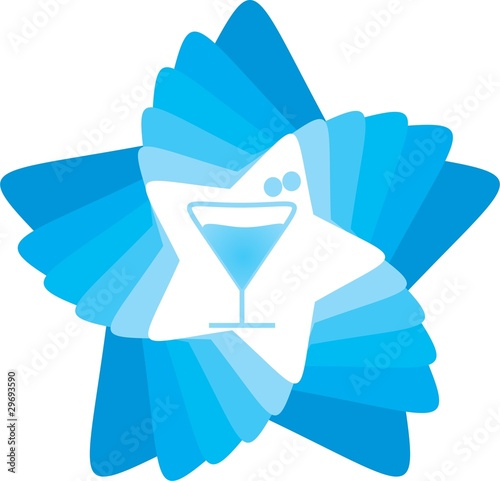 Logotipo para negocios de bebidas
