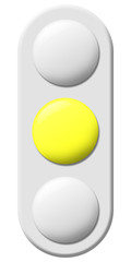 Traffic light Yellow W