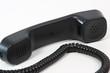 schwarzer Telefonhörer © Matthias Buehner