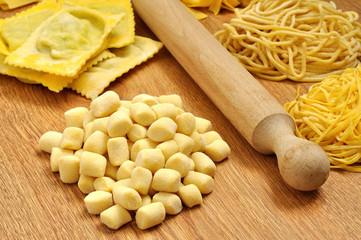 Gnocchi di patata, pasta fresca fatta a mano