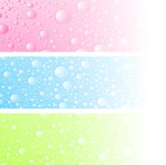 wet banner