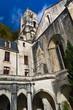 Brantôme (Dordogne) - Clocher de l'église abbatiale