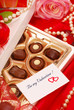 chocolates for Valentine