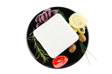 soft feta cheese