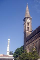 The Anglican Cathedral, Stone Town, Zanzibar, Tanzania