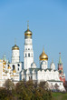 Cathedral of Moscow Kremlin, Russia