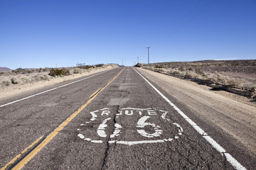 Decayed Route 66